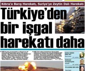 KKTC Dışişleri Bakanı Ertuğruloğlu, Afrika Gazetesi'ni kınadı