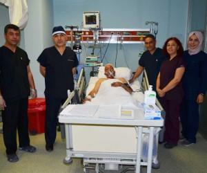 Kırşehir'de altı ayda 800 kişiye anjiyo yapıldı