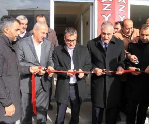 Muradiye Esnaf ve Sanatkarlar Odası açıldı