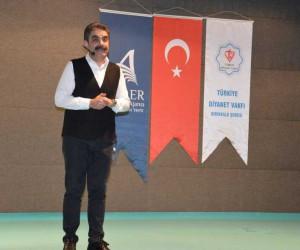 Dr. Şaban Kızıldağ Kırıkkalelilere ayna tuttu