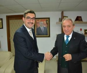 MÜSİAD'dan Genel Müdür Coşkun'a ziyaret