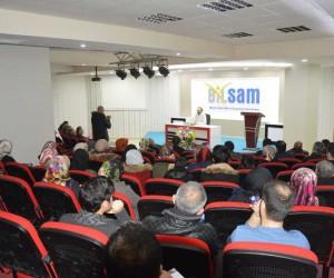 BİLSAM'ın bu haftaki konuğu Eğitimci Yazar Musa Mert oldu
