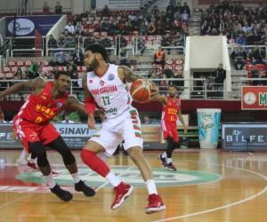 Basketbol Şampiyonlar Ligi: Pınar Karşıyaka: 79 - UCAM Murcia: 72