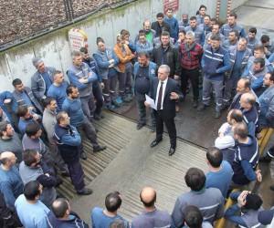 Türk Metal grev kararını astı