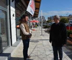 Söke Belediyesi alışveriş merkezi Hareketlenmeye Başladı