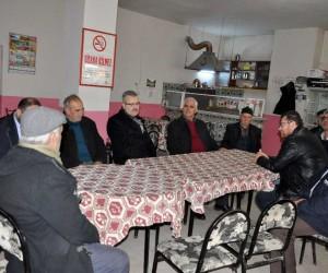 'Mobil başkan' Karakoca halkını dinledi