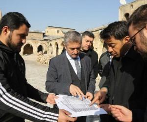 Mecidiye Hanı Gaziantep'in kültürünü yansıtacak