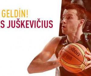Adas Juskevicius, Galatasaray Odeabank'ta