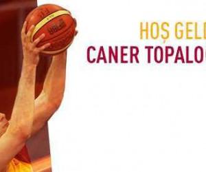 Galatasaray Odeabank, Caner Topaloğlu'nu kadrosuna kattı