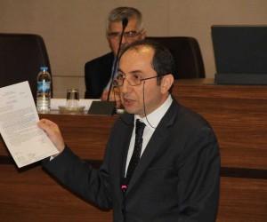 Rektör Alkan'dan öğrenci yurdu çıkışı