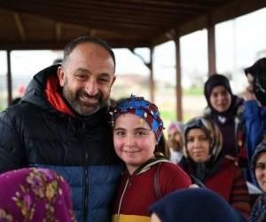 Başkan Üzülmez, Trabzonluları mutlu günlerinde yalnız bırakmadı