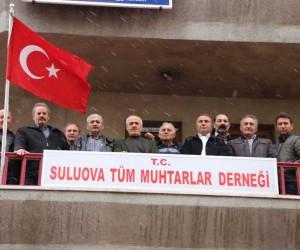 """Reis bizi Afrin'e gönder"""