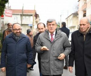 """Başkan Karaosmanoğlu, """"Mehmetçiğimizin yanındayız"""""""