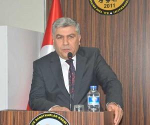 Başkan Mustafa Salman güven tazeledi