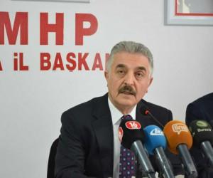 MHP Genel Sekreteri İsmet Büyükataman: