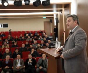 Başkan Palancıoğlu yeni imar planını anlattı
