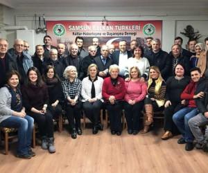 Balkan Türklerinden duygulu anma
