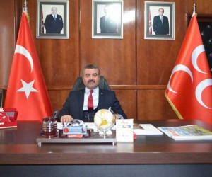 MHP İl Başkanı Avşar'ın Afrin açıklaması