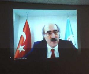 Hayat Boyu Öğrenme Genel Müdürü Mehmet Nezir Gül'den konferans