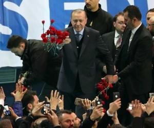 Cumhurbaşkanı Recep Tayyip Erdoğan'a,
