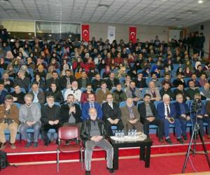 """Trabzon'da """"2.Abdulhamid'in İslam Birliği"""" adlı konferans düzenlendi"""