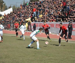 TFF 3. Lig: UTAŞ Uşakspor: 1 Kocaelispor :2