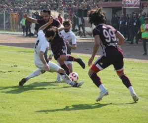 TFF 2. Lig: Hatayspor: 0  - Keçiörengücü: 1