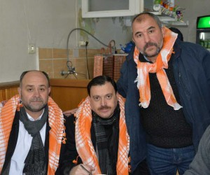 Yörük-Türkmen beyleri buluştu