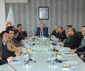 """Samsun TSO'dan """"Tehlikeli Madde Güvenlik Danışmanlığı"""" bilgilendirme toplantısı"""