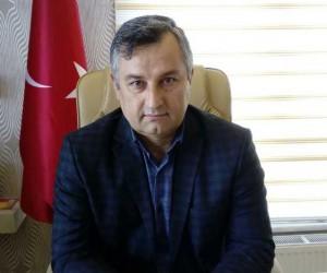 Büro Memur-Sen Kayseri 1 Nolu Şube Başkanı Muzaffer Göksu,