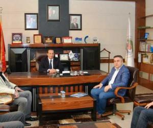 Dilovası Erbakan Vakfı'ndan Toltar'a ziyaret