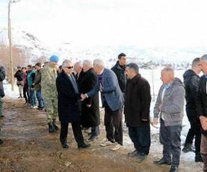 Vali Toprak'tan Geçitli köyüne ziyaret
