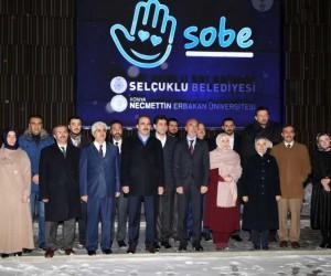 AK Parti Genel Başkan Yardımcısı Çalık'tan SOBE'ye ziyaret
