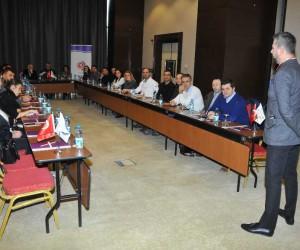 """Samsun TSO personeline """"Değişim Yönetimi"""" eğitimi"""