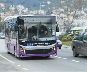 Altınordu'da yeni otobüs hatları belli oldu