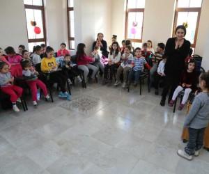Odunpazarı'ndan çocuklar için tatil etkinlikleri