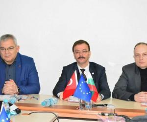 'Sel Durumunda Hazırlıklı Olma ve Müdahale Etmek İçin Sınır Ötesi İşbirliği' projesi hayata geçirildi