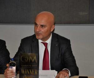 En iyi yönetilen otel ödülünü Diyarbakır aldı