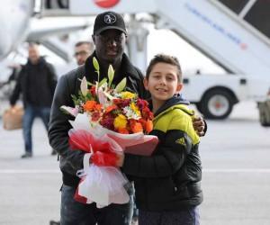 Sivasspor'un yeni transferi Saivet Sivas'a geldi