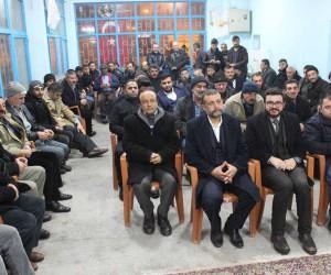 AK Parti Melikgazi'de 81 mahallede çalışma rotası çizildi