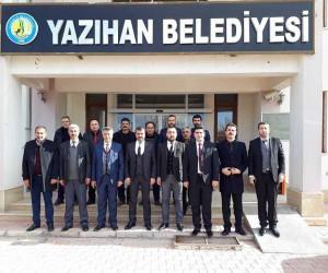 MHP İl Başkanı Avşar ilçe ziyaretlerine devam ediyor