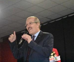 AK Parti Havran Danışma Meclisi'ne Zekai Kafaoğlu'da katıldı