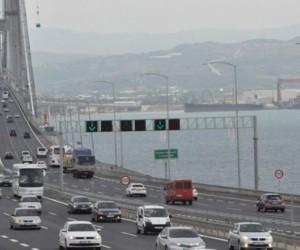 Osmangazi köprüsüne fahiş zam