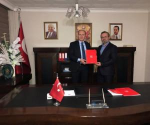 Yeniden Refah Partisi ilçe başkanı İlhan Baykan oldu