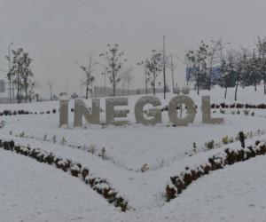 Cuma günü İnegöl'e kar geliyor