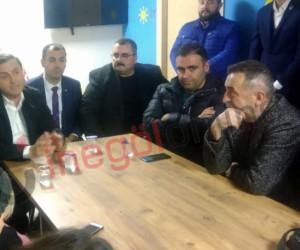 Hakan Özdemir İYİ Parti'ye üye oldu