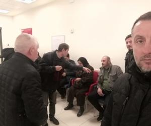 Furkan Rahimoğlu'nun ailesini yalnız bırakmadılar