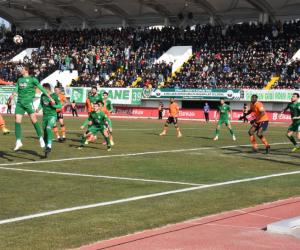 İnegölspor'un rakibi Başakşehir'i kupada eledi