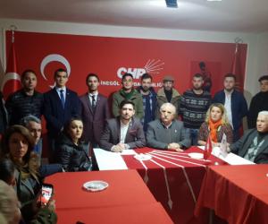Kemal Torun CHP genel merkezine çağrıldı