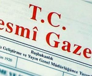 Resmi Gazete'de yayımlandı! Artık E-devletten...